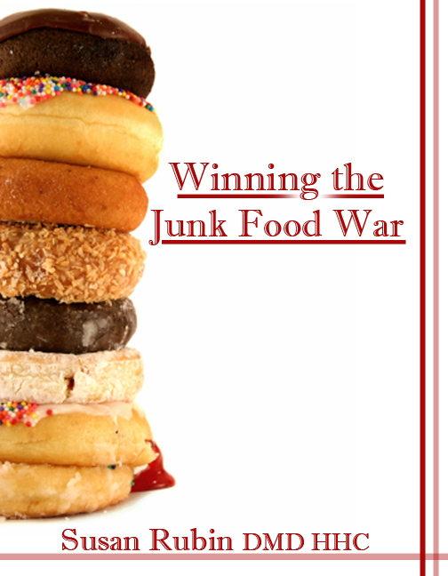 My Junk Food E-book